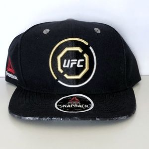 Reebok UFC Fight Night Collection Snapback Hat